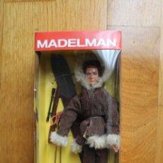 Madelman: MADELMAN ALTAYA EXPLORADOR POLAR NUEVO A ESTRENAR. Lote 159246434