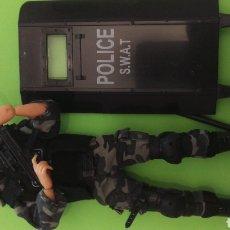 Madelman: MADELMAN.SWAT.COMO SE VE.. Lote 159419510