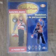 Madelman: MADELMAN ALTAYA MARINERO DE PORTAAVIONES FIGURA FASCÍCULO Nº 5.BLISTER DESCATALOGADO SIN ABRIR. PTOY. Lote 160639066