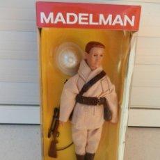 Madelman: MADELMAN CAZADOR SAFARI ALTAYA 2003.. Lote 161545426