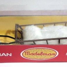 Madelman: MADELMAN ALTAYA TRINEO NUEVO EN CAJA, NÚMERO 18. Lote 161773688