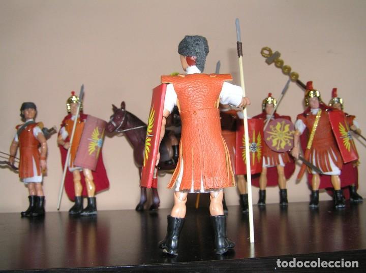 Madelman: Madelman MDE histórico medieval. Legionario Romano. MISTERIO - Foto 3 - 162676142