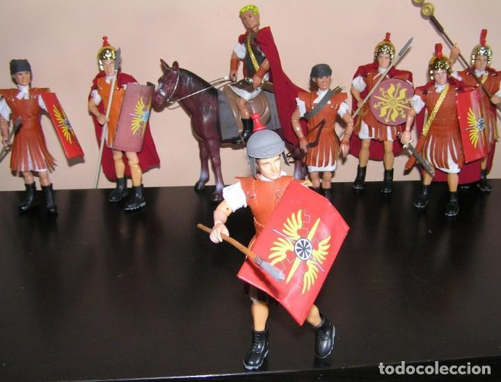 Madelman: Madelman MDE histórico medieval. Soldado imperio romano - Foto 2 - 162676294