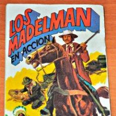 Madelman: MADELMAN ORIGINAL. CATÁLOGO DEL AÑO 1977.. Lote 162911650