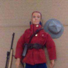 Madelman: MADELMAN.POLICÍA CANADÁ ALTAYA.COMO SE VE.. Lote 183015075