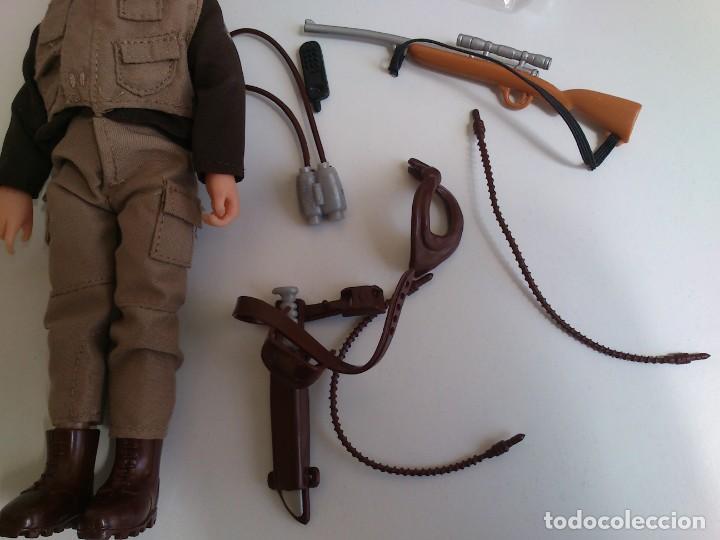 Madelman: Madelman explorador nuevo con acesorios originales popular del juguete - Foto 2 - 164422538