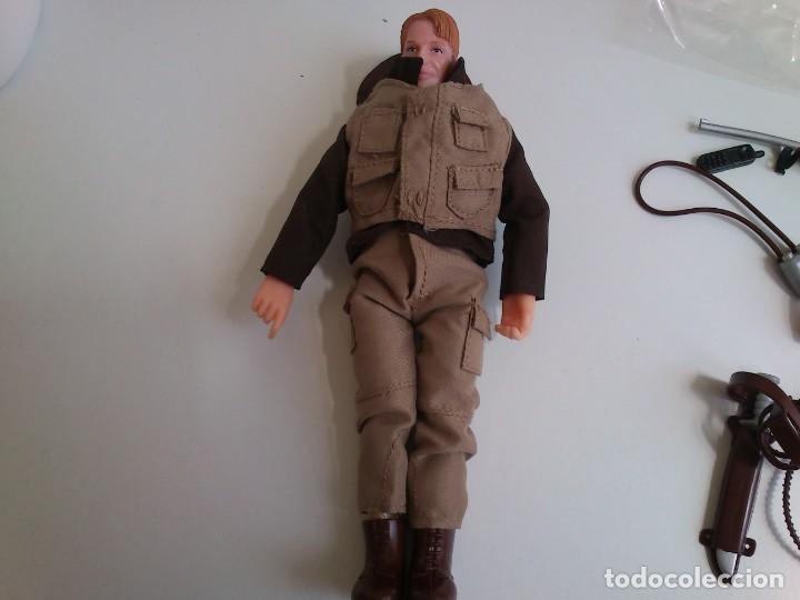 Madelman: Madelman explorador nuevo con acesorios originales popular del juguete - Foto 4 - 164422538