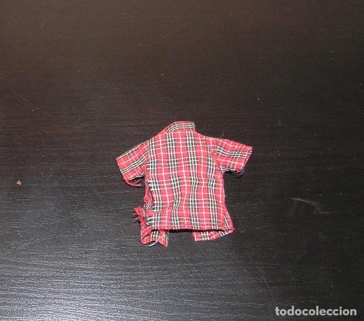 Madelman: Madelman MDE original segunda generación.Camisa del colono buscador de oro.Diligencia Oeste Far West - Foto 2 - 171113483