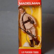 Madelman: MADELMAN SAFARI CON CAJA - ALTAYA -. Lote 165824830