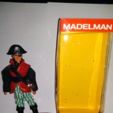 Madelman: CAPITAN PIRATA MADELMAN ALTAYA. Lote 167506664