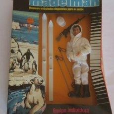 Madelman - MADELMAN ORIGINAL, EXPEDICION POLAR TROPA, REF 1032, EN CAJA. CC - 168013296