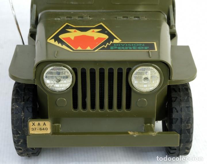 Madelman: Jeep Madelman Primera generación años 70- Ref.703 - Foto 6 - 169043564