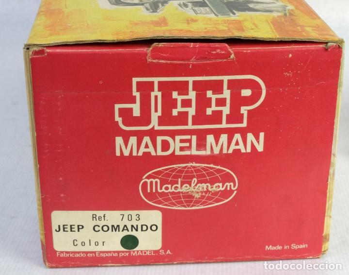 Madelman: Jeep Madelman Primera generación años 70- Ref.703 - Foto 13 - 169043564