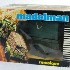 Madelman: REMOLQUE MADELMAN SEGUNDA GENERACIÓN AÑOS 70-REF.713. Lote 169043568