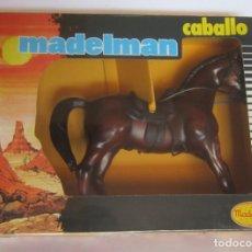 Madelman: ACCESORIO MADELMAN CABALLO, REF 712, PRECINTADO, EN CAJA. CC. Lote 169480072