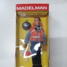 Madelman: MADELMAN ALTAYA MARINERO PORTAAVIONES NUMERO 5 EN CAJA. Lote 170398884