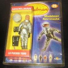 Madelman: MADELMAN MDE ASTRONAUTA 2001 ODISEA ESPECIAL EN CAJA Y CON BLISTER SIN DESPRECINTAR. UNICO EN TC. Lote 170865705