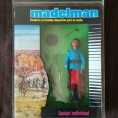 Madelman: MADELMAN EXPLORADOR INDIO REF 1224 A ESTRENAR. Lote 171308497