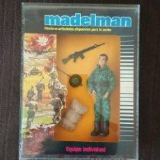 Madelman: MADELMAN TROPA DE CHOQUE A ESTRENAR. Lote 171337304
