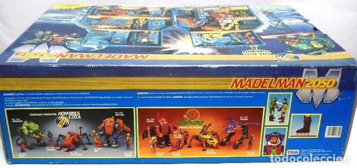 Madelman: MADELMAN 2050 BASERTROM BASE DE LOS HOMBRE C.O.T.A. NUEVA, SIN ABRIR Y EN PERFECTO ESTADO. - Foto 14 - 171528577