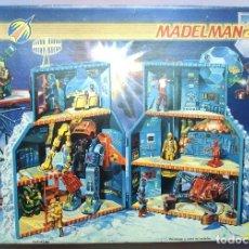 Madelman: MADELMAN 2050 BASERTROM BASE DE LOS HOMBRE C.O.T.A. NUEVA, SIN ABRIR Y EN PERFECTO ESTADO.. Lote 171528577