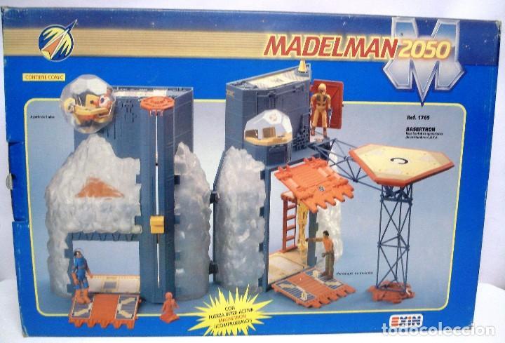 Madelman: MADELMAN 2050 BASERTROM BASE DE LOS HOMBRE C.O.T.A. NUEVA, SIN ABRIR Y EN PERFECTO ESTADO. - Foto 2 - 171528577