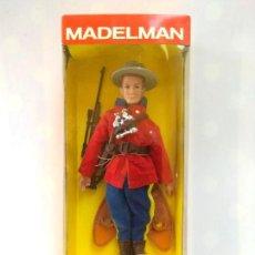 Madelman: MADELMAN - POLICÍA MONTADA - ALTAYA. Lote 171892412