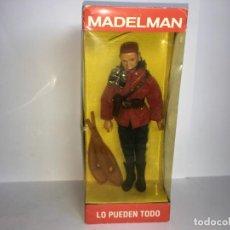 Madelman: MADELMAN ALTAYA POLICIA MONTADA DEL CANADA . Lote 172066925