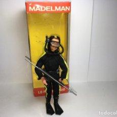 Madelman: MADELMAN ALTAYA POLICIA SUBMARINISTA. Lote 172067155