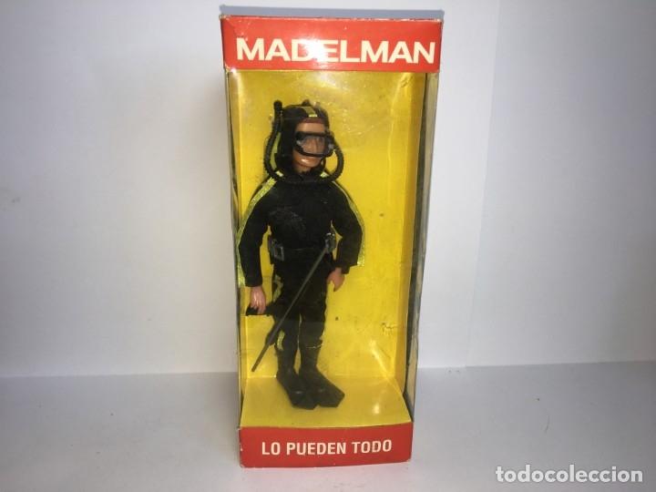Madelman: MADELMAN ALTAYA POLICIA SUBMARINISTA - Foto 2 - 172067155
