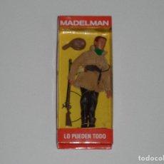 Madelman: MADELMAN ALTAYA - Nº 8. TRAMPERO NUEVO EN CAJA A ESTRENAR. S_N. Lote 172183543