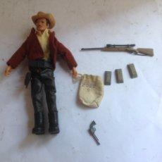 Madelman: MADELMAN ORIGINAL AÑOS 70 , EL SHERIFF DEL OESTE CON LOS COMPLEMENTOS. Lote 172577072
