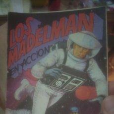 Madelman: MADELMAN ORIGINAL. CATALOGO. 2 GENERACION. BIEN CONSERVADO. VER FOTOS.. Lote 172865402