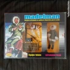 Madelman: MADELMAN EQUIPO BÁSICO EXPLORADOR POLAR. Lote 172990933