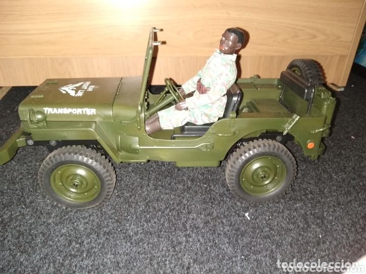 Madelman: Madelman.jeep militar escala madelman.como se ve. - Foto 2 - 173962152
