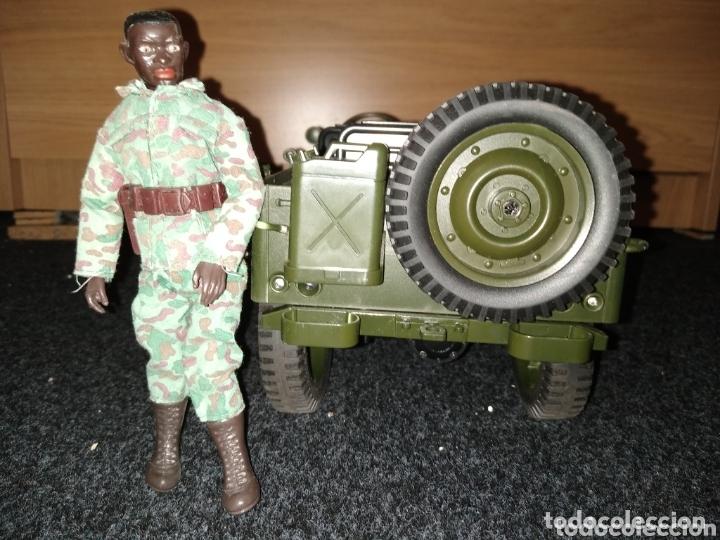 Madelman: Madelman.jeep militar escala madelman.como se ve. - Foto 3 - 173962152