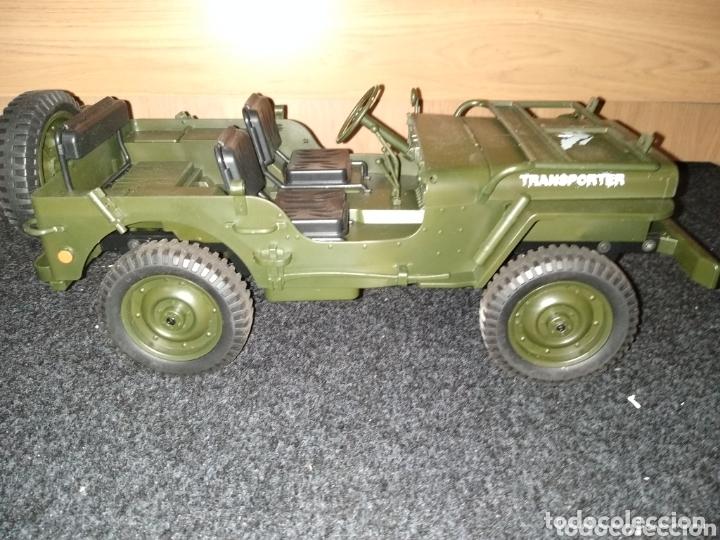 Madelman: Madelman.jeep militar escala madelman.como se ve. - Foto 5 - 173962152