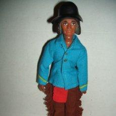 Madelman: MADELMAN ORIGINAL EXPLORADOR INDIO SEPTIMO CABALLERIA GUIA OESTE (NUNCA JUGADO). Lote 174207653