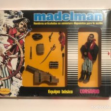 Madelman: MADELMAN CAJA EQUIPO BÁSICO CORSARIO REFERENCIA 501. Lote 174559150