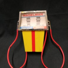 Madelman: MADELMAN - SURTIDOR GASOLINA - GASOLINERA - TOTALMENTE ORIGINAL - . Lote 175203998