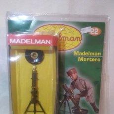 Madelman: ORIGINAL MORTERO MADELMAN DE ALTAYA JUNTO CON SU FASCÍCULO EN CAJA A ESTRENAR.. Lote 175306029