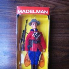 Madelman: MADELMAN POLICÍA MONTADA DEL CANADÁ. A ESTRENAR. Lote 175604159