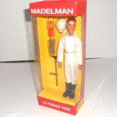 Madelman: ALTAYA COLECCION MADELMAN AÑO 2003 ENTREGA ESPELEOLOGO (COLECCION ALTAYA). Lote 175791407