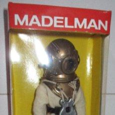 Madelman: MADELMAN ALTAYA BUZO NUEVO CON CAJA. Lote 175942685