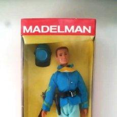 Madelman: MADELMAN SOLDADO DEL SÉPTIMO DE CABALLERÍA, CAJA ROJA FONDO AMARILLO, A ESTRENAR. AÑO 2003.. Lote 175949228