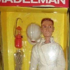Madelman: MADELMAN ESPEÓLOGO, DE ALTAYA, 2003. NUEVO COMPLETAMENTE Y EN CAJA ORIGINAL, EQUIPAMIENTO COMPLETO. Lote 176084304