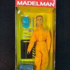 Madelman: ORIGINAL MADELMAN MECÁNICO DE SERVICIO, ALTAYA 2003, NUEVO A ESTRENAR. Lote 176354970