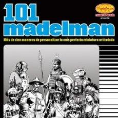 Madelman: MADELMAN 101, GUIA DE PERSONALIZACIÓN DE LOS MADELMAN.. Lote 176928319