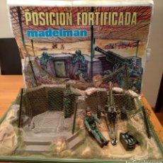Madelman: MADELMAN POSICIÓN FORTIFICADA. REF.551. DIFÍCIL DE CONSEGUIR. Lote 177071199
