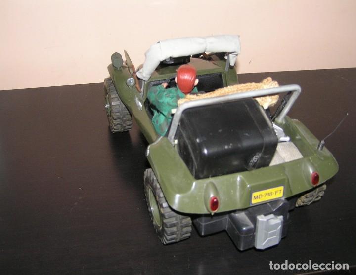 Madelman: Madelman MDE original primera generacion. Jeep buggy militar con conductor y accesorios de regalo - Foto 6 - 178047197